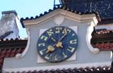 Jewish Clock