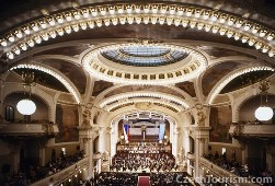 Smetana Hall in Municipal House